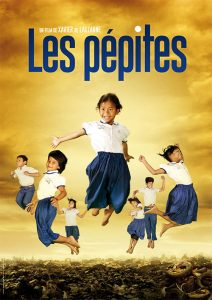 Dossier de Presse - Les Pépites - Couv